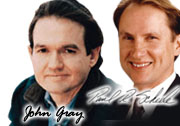 John Gray and Paul Scheele