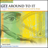 Get Around To It Paraliminal CD