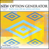 New Option Generator Paraliminal CD