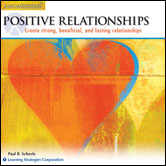 Positive Relationships Paraliminal CD