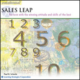 Sales Leap Paraliminal CD