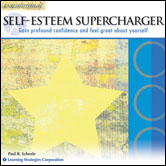 Self-Esteem Supercharger Paraliminal CD