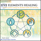 Five Elements Healing Paraliminal CD