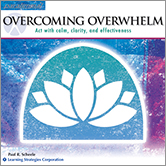 Overcome Overwhelm Paraliminal CD