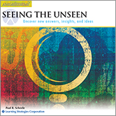 Seeing the Unseen Paraliminal CD