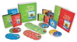 Spring Forest Qigong Deluxe Course Contents