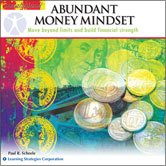 Abundant Money Mindset Paraliminal CD